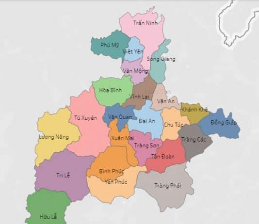 Giới thiệu khái quát huyện Văn Quan