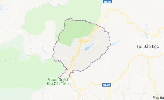 Giới thiệu khái quát huyện Đạ Tẻh