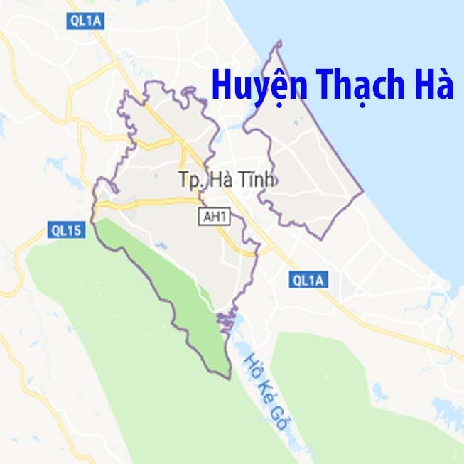 Giới thiệu khái quát huyện Thạch Hà