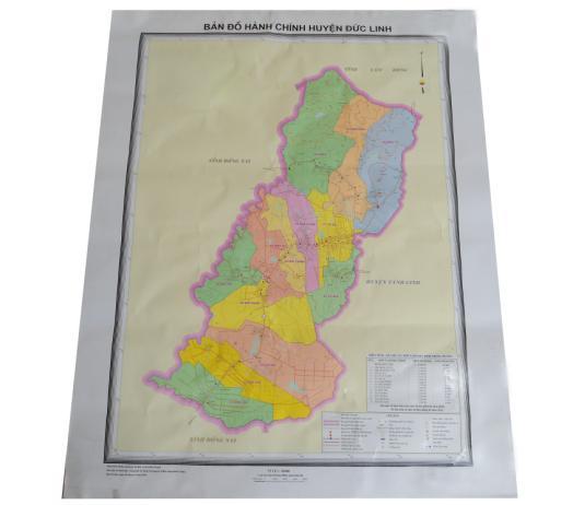 Bản đồ địa giới hành chính