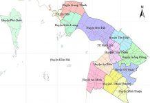 Giới thiệu khái quát thành phố Rạch Giá - Tỉnh Kiên Giang - vansudia.net