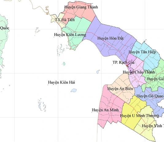 Giới thiệu khái quát huyện Kiên Hải