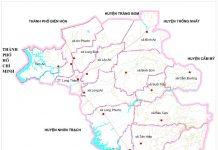 Giới thiệu khái quát huyện Long Thành