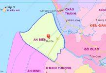 Giới thiệu khái quát huyện An Biên