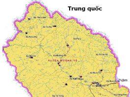 Giới thiệu khái quát huyện Mường Tè