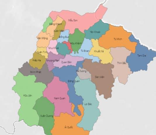 Giới thiệu khái quát huyện Lộc Bình