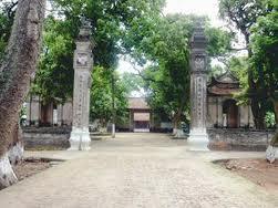 Đền Đa Hòa - Binh Minh, Đền Hóa - Dạ Trạch gắn với truyền thuyết Chử Đồng Tử - Tiên Dung