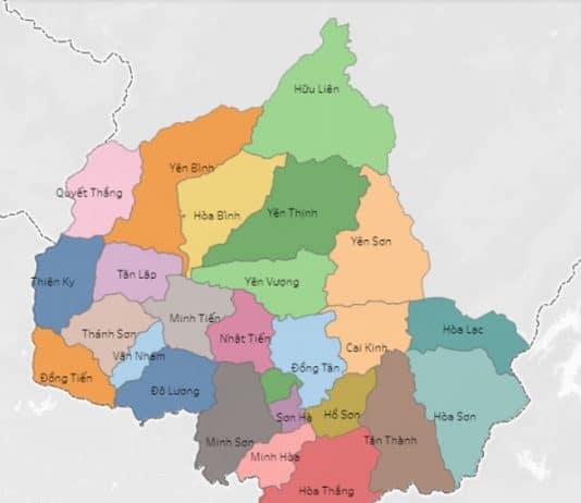 Giới thiệu khái quát huyện Hữu Lũng