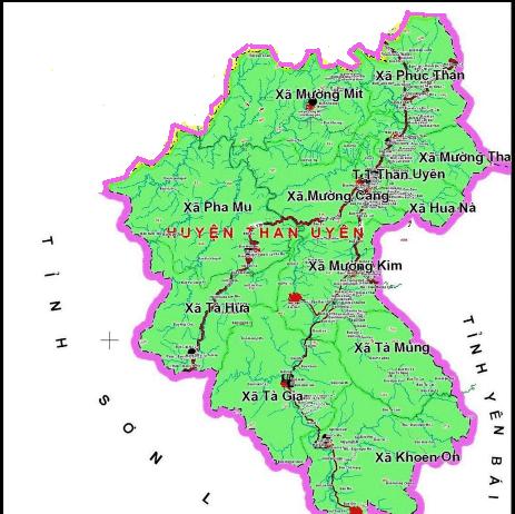 Giới thiệu khái quát huyện Than Uyên