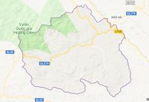 Giới thiệu khái quát huyện Văn Bàn - Tỉnh Lào Cai - vansudia.net