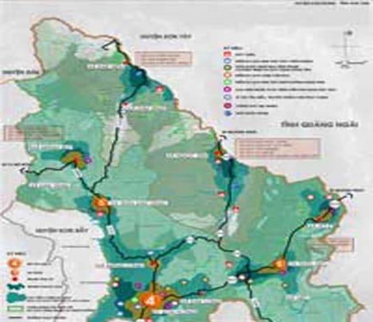 Giới thiệu khái quát huyện KonPlông