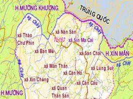 Giới thiệu khái quát huyện Si Ma Cai