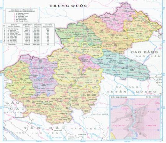 Giới thiệu khái quát huyện Vị Xuyên
