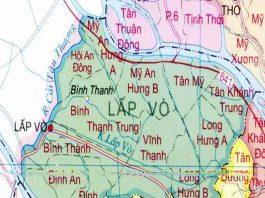 huyện Lấp Vò - Tỉnh Đồng Tháp