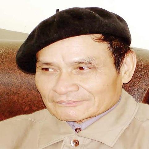 Nhà văn Thanh Quế - Hội viên Hội Nhà văn Việt Nam