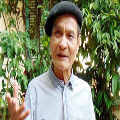 Nhà thơ Thanh Quế - Hội viên Hội Nhà văn Việt Nam