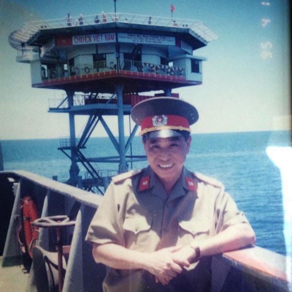 Đại tá Nguyễn Quý