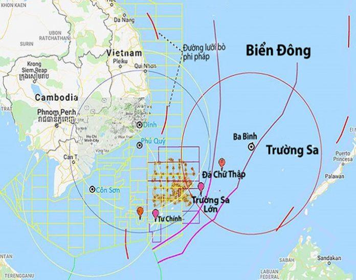 Bãi Tư Chính thuộc chủ quyền và quyền tài phán của Việt Nam