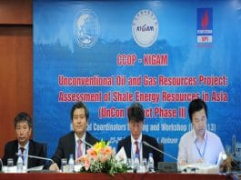 Trữ lượng dầu khí đá phiến của Việt Nam