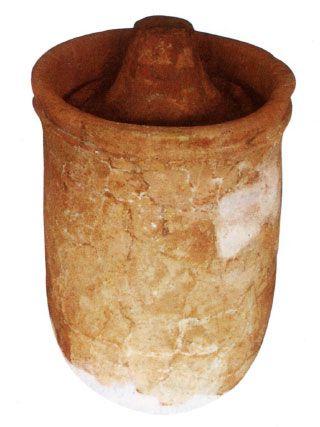 Mộ chum, gốm - Văn hóa Sa Huỳnh, khoảng 2.500 – 2.000 năm