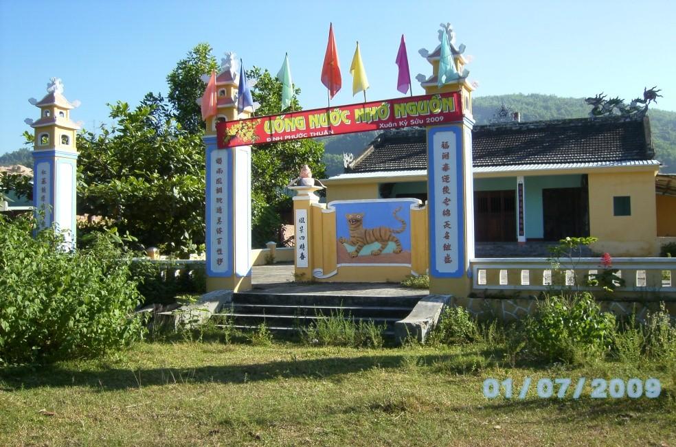 Đình làng Phước Thuận
