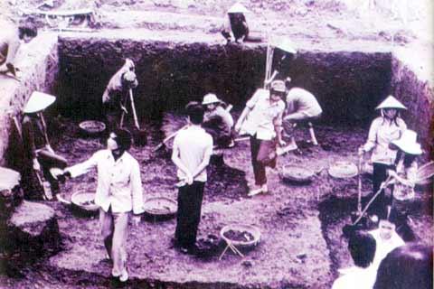 Di chỉ khảo cổ học Đồng Đậu