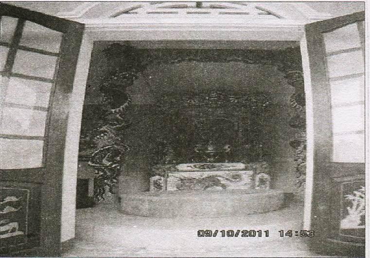 Đến thờ Bà Chúa Ngọc tại xã Đại Cường, huyện Đại Lộc Tỉnh Quảng Nam. (Ảnh: St)