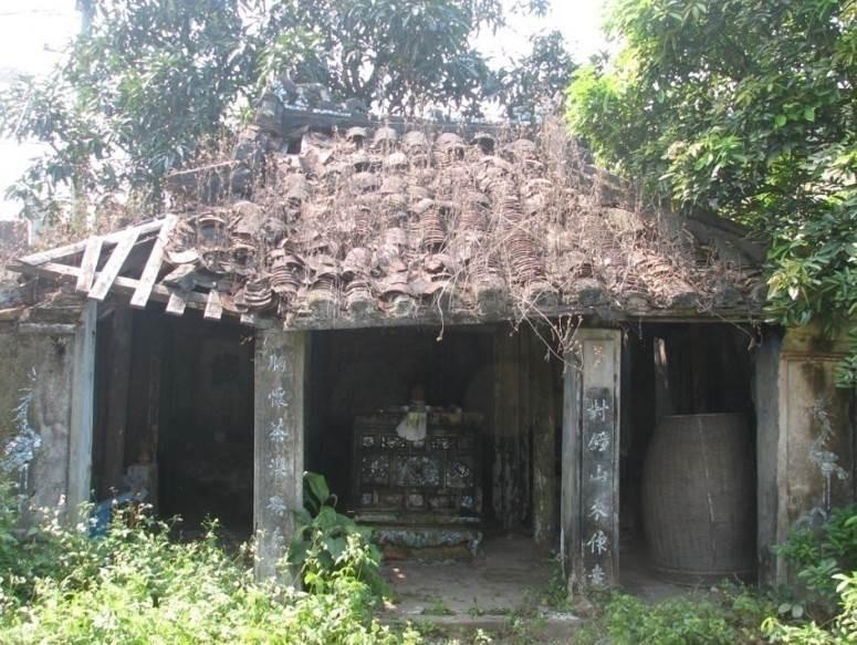 Miếu Bà Bô Bô Tại Nam Ô, phường Hòa Hiệp Nam, quận Liên Chiểu, Đà Nẵng
