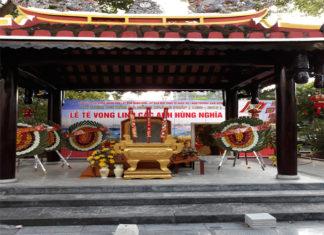 Tư liệu văn bia Nghĩa trủng Phước Ninh