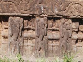 Hình tượng khỉ trong nền điêu khắc Champa và khỉ thần Hanuman