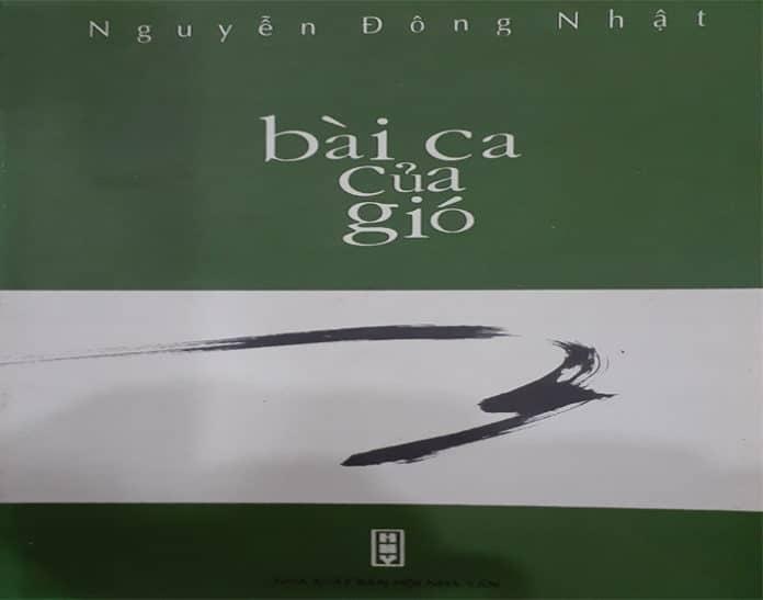 Bài ca của gió - tập thơ thứ tư của Nguyễn Đông Nhật