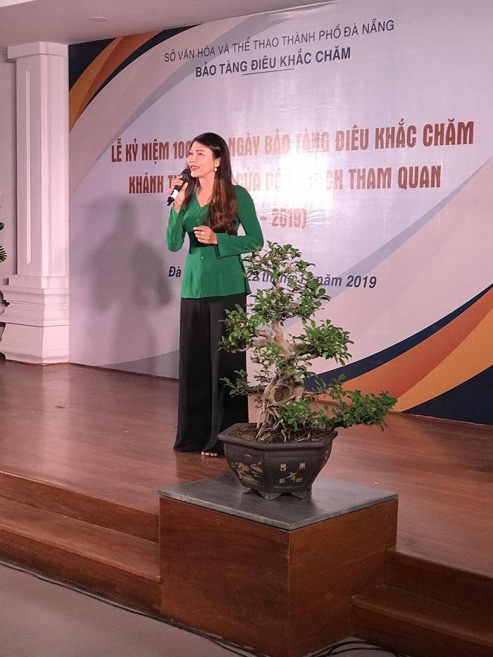 Kỷ niệm 100 năm Bảo tàng Điêu khắc Chăm Đà Nẵng 3