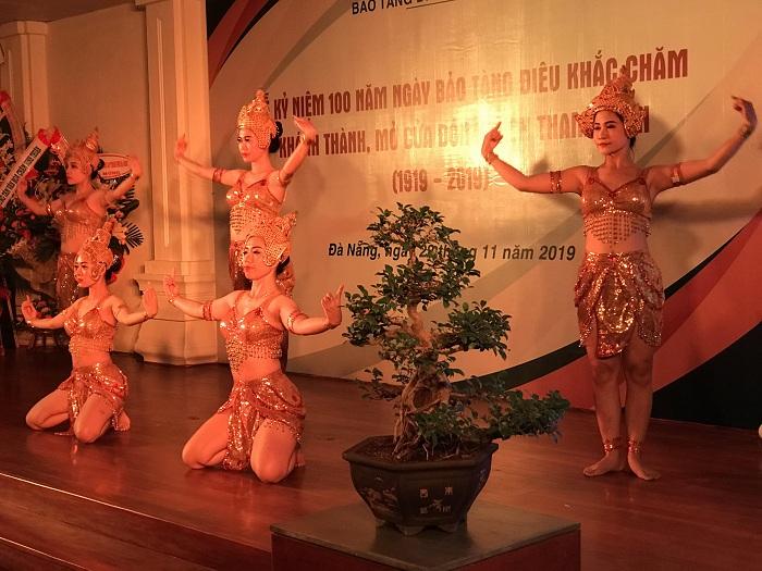 Kỷ niệm 100 năm Bảo tàng Điêu khắc Chăm Đà Nẵng 4