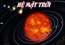 Sự ra đời của hệ Mặt Trời