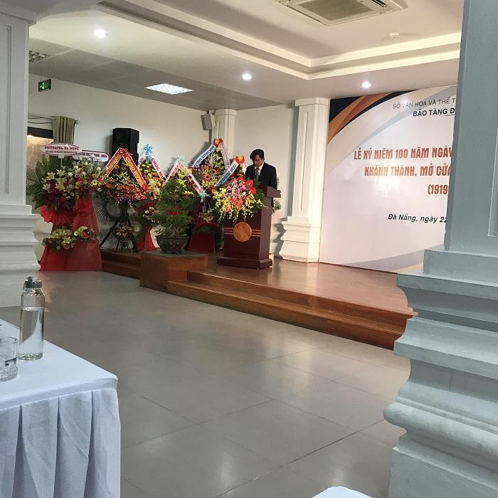 Kỷ niệm 100 năm Bảo tàng Điêu khắc Chăm Đà Nẵng 6