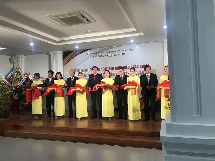 Kỷ niệm 100 năm Bảo tàng Điêu khắc Chăm Đà Nẵng 9