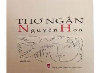 Như muối ướp nỗi đau tươi mãi - Nhà thơ Nguyễn Hoa