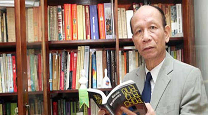 Nhà văn dịch giả Lê Bá Thự