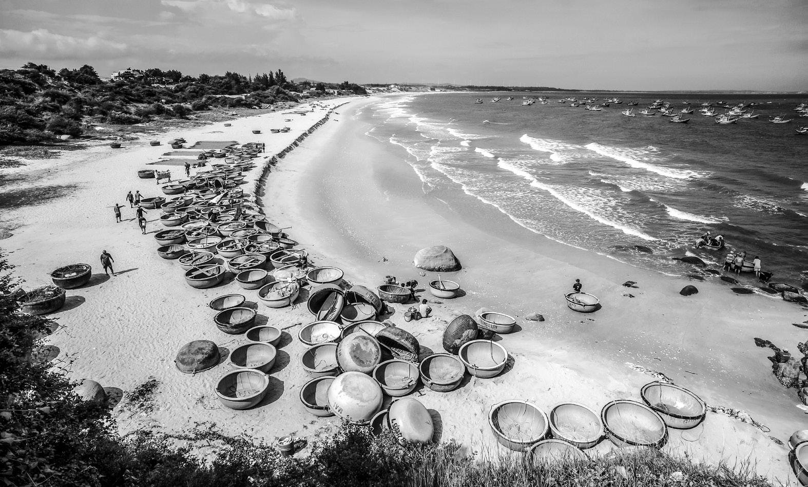 Bãi biển Mỹ Thuỷ, huyện Hải Lăng, Quảng Trị My Thuy beach, Hai Lang district, Quang Tri province