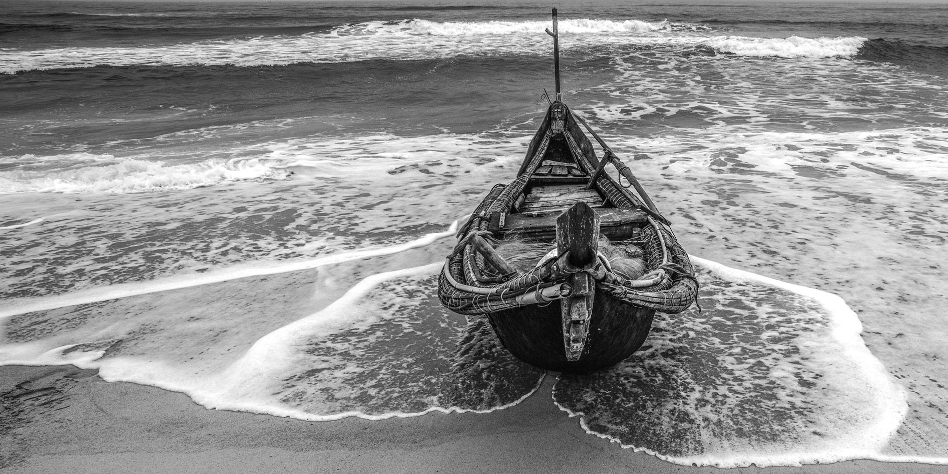 Bãi biển Mỹ Thuỷ, huyện Hải Lăng, Quảng Trị My Thuy beach, Hai Lang district, Quang Tri province - Nhà nhiếp ảnh Mỹ Dũng