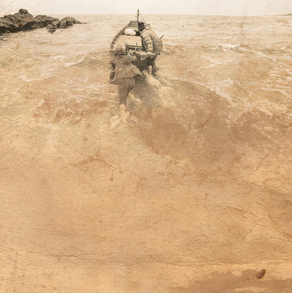 Biển trong chúng ta (The Ocean within us) - Tác giả: Nhiếp ảnh gia Mỹ Dũng - Kỳ 2