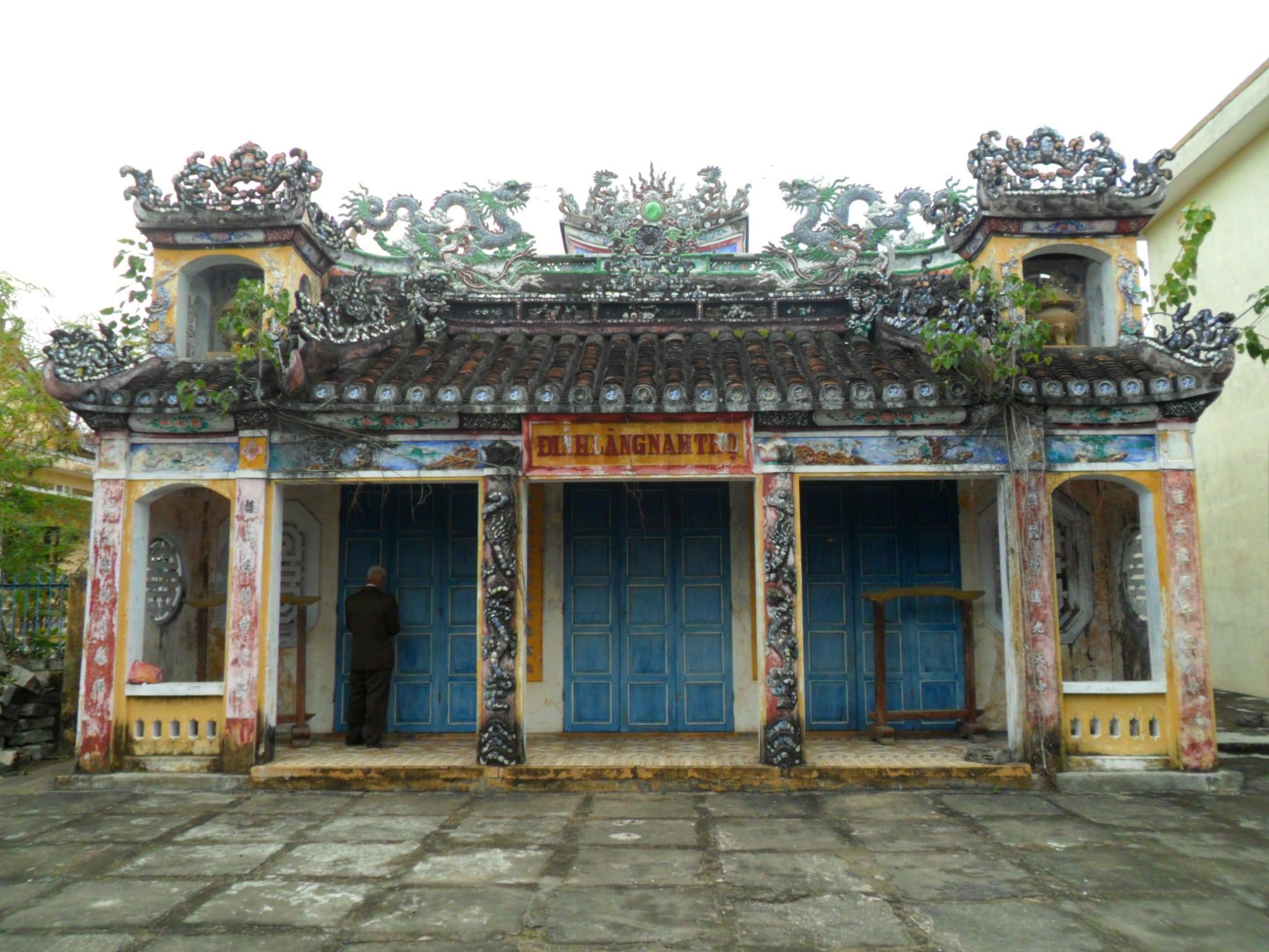 Đình làng Nam Thọ