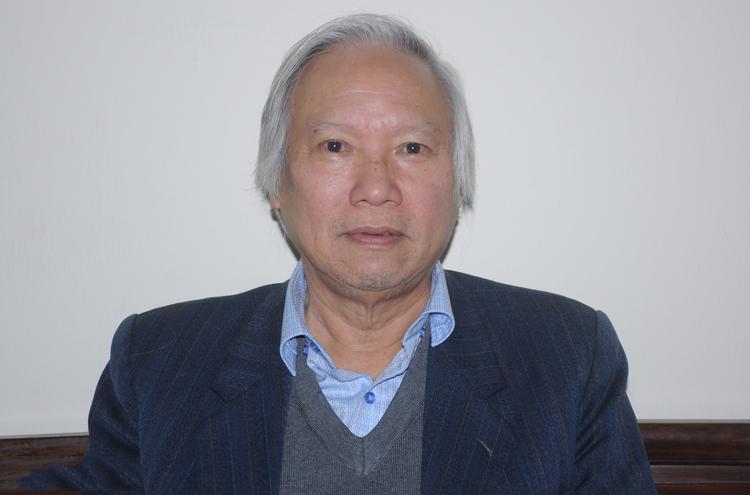 PGS Nguyễn Văn Huy