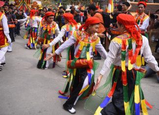 Hội làng là hồn cốt của văn hóa Việt Nam
