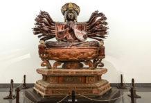Bảo vật quốc gia từng suýt biến mất - tượng Quan Âm hàng trăm năm tuổi