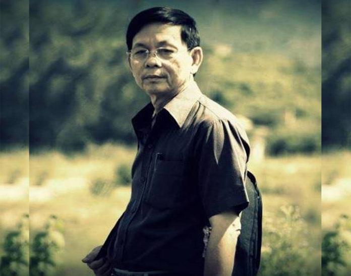 Nhà văn, nhà báo Nguyễn Ngọc Hạnh