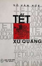 Bìa sách Tết xứ Quảng - Nhà nghiên cứu Võ Văn Hòe