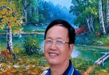 Nhà thơ Huỳnh Viết Tư