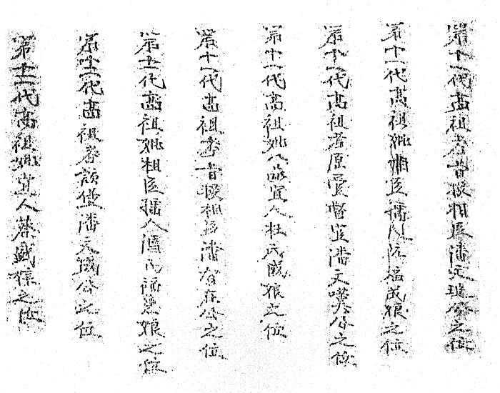 27 - Miền tháp cổ - Tác giả Vũ Hùng - Kỳ 10 - Phan tộc phổ chí Đà Sơn - Đà Ly nhị xã