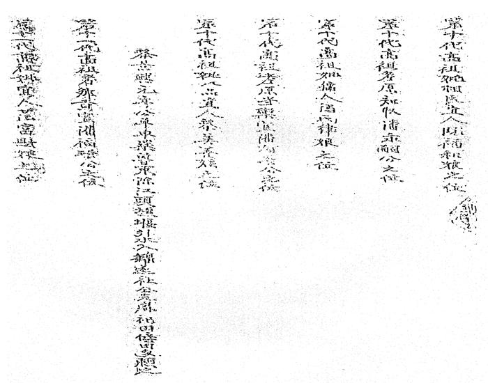 29 - Miền tháp cổ - Tác giả Vũ Hùng - Kỳ 10 - Phan tộc phổ chí Đà Sơn - Đà Ly nhị xã